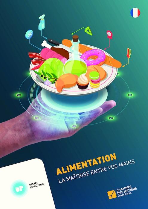 Brochure alimentation