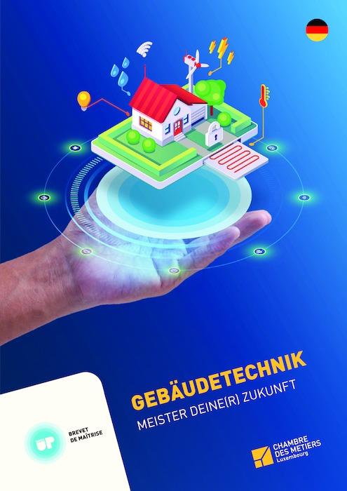 Broschüre Gebäudetechnik